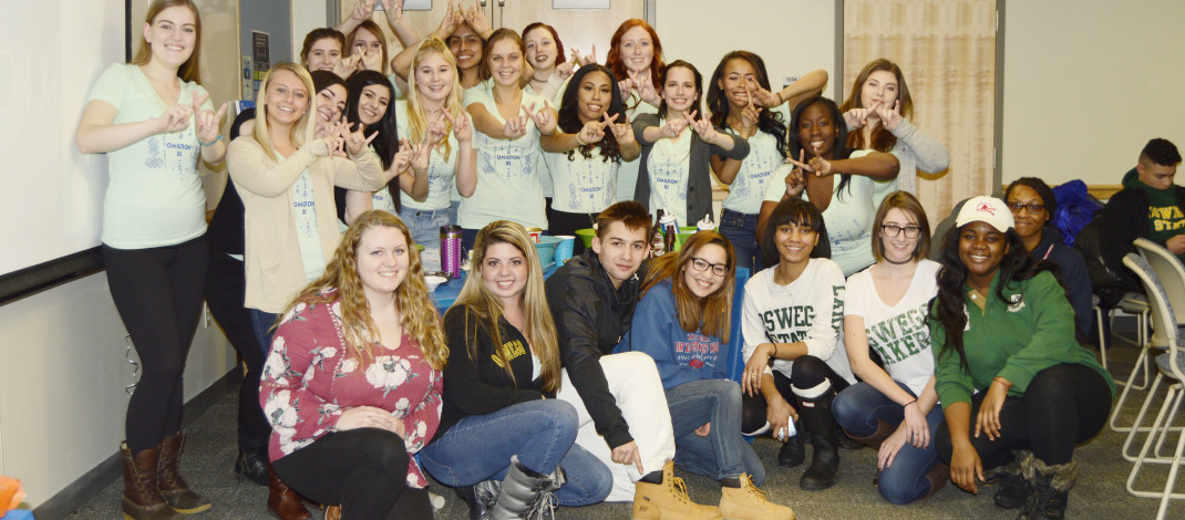 Greek Life members say stereotypes are associated with fraternities, sororities