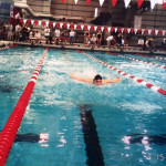 Anne DeRue recovered from brain surgery, goes on to be All-American athlete, swim coach