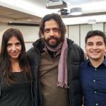 Look at OZ: visiting director, actress discuss