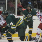 Laker Gameday Playoff Preview: No. 2 Men's Ice Hockey vs. No. 13 SUNY Plattsburgh