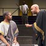 Look at Oz: 'Julius Caesar,' 'X' performances