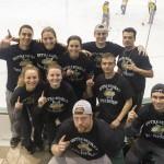Campus Rec Report: Co-Rec Broomball Thriller Crowns Champion