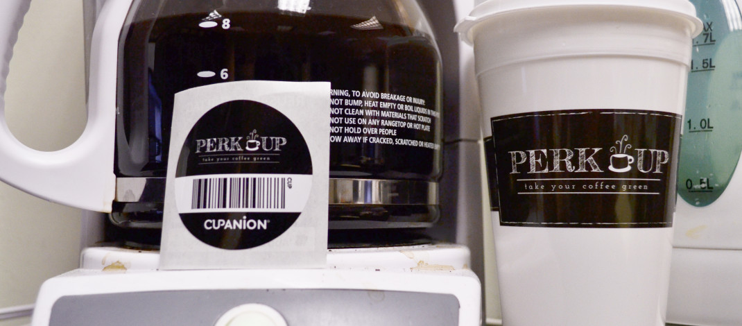 'Perk Up' campaign aims to reduce plastic waste on campus