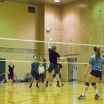 Campus Recreation Report: Soccer,  volleyball competition heats up