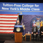 Free tuition becomes reality
