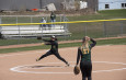Two softball freshmen leading Lakers out of cellar, into playoff chase