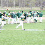 Lakers sweep Oneonta, clinch historic SUNYAC regular season title