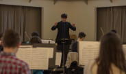 Look at OZ: Oswego State Lab Orchestra