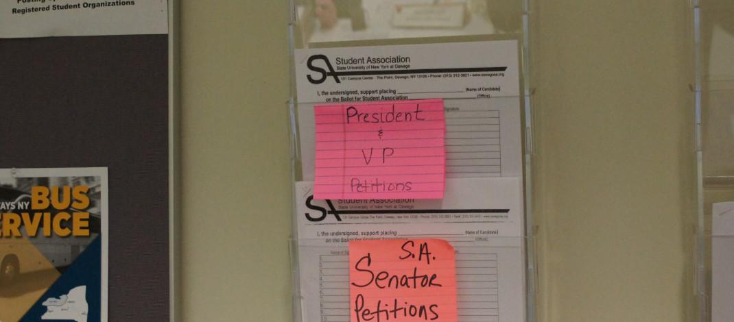 Senate violates election bylaws