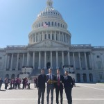 SUNY represented in Washington by students