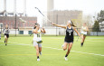 Women's lacrosse turns season around in SUNYAC