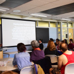 English, creative writing department present ideas of identity during Quest