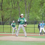 Donnelly goes 9 strong, eliminates Tufts after shutout effort with help from Barnes' timely RBI