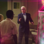 "In ""The Good Place,"" afterlife provokes more laughs than tears"