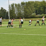 Field hockey program looks to flip switch after hiring of first full-time coach