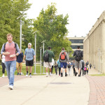 Freshmen escape from boredom diverse on campus groups offer a cure