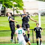 Men's soccer has new feel under new leadership