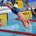 Sophomore swimmer succeeding in offseason