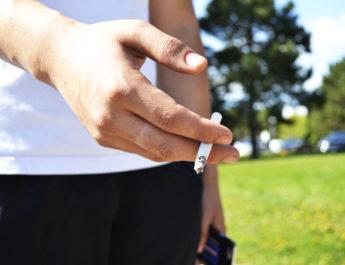 Smoking on campus will continue until specific area designated