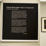 Veterans Book Project, Far From Typical Art Exhibit