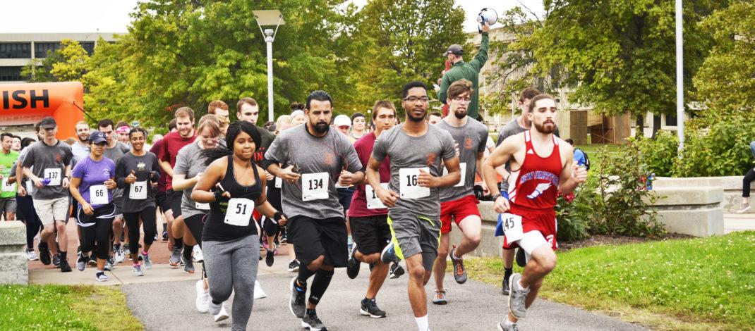 Pumpkin Run 5K and Homecoming Tailgate