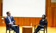 International journalist Somaskanda visits Oswego