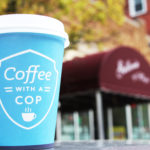 University Police, students talk over coffee