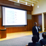 Campus hosts global chair of major accounting firm