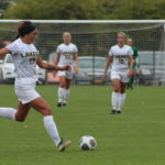 Women's soccer stuns Geneseo, seeks playoff berth