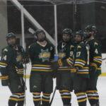 The Three Zones: vs. CCHL All-Graduate Team
