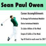 Owen closes fall season strong, wins Elmira, Oswego Invitationals