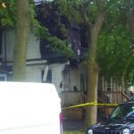 Fire on 6th Street