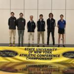 Star runners honored at SUNYAC Championship