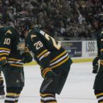 Editor's Column: Men's hockey early scoring woes