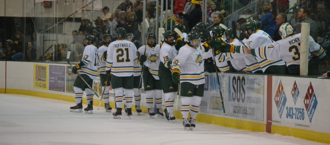Laker Quick Recap: Men's hockey vs. SUNY Fredonia