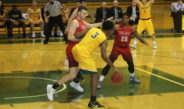Lakers pick up first SUNYAC victory, improve defensively against Oneonta