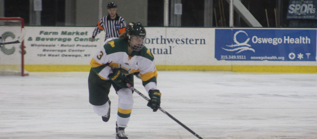 Lakers give up three power play goals, remain below .500 after loss to Hamilton College
