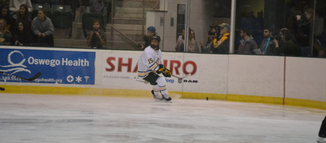 Laker Gameday Preview: No. 5/5 Men's hockey vs. Nazareth College